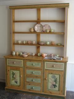 Hand-painted Dresser