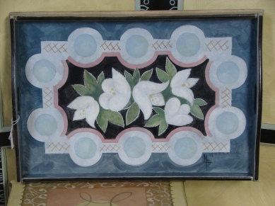 Lily tray
